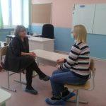 Консультация специалистов Центра для родителей обучающихся Губернаторского лицея № 101 при УлГПУ